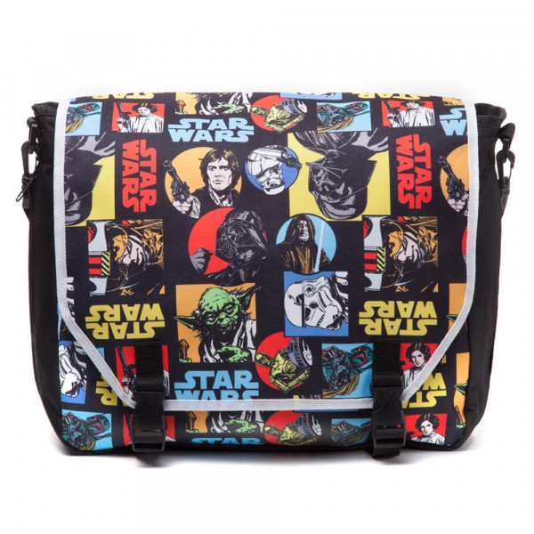 Star Wars - Retro Messenger Bag