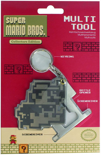 Nintendo - Super Mario Multi Tool