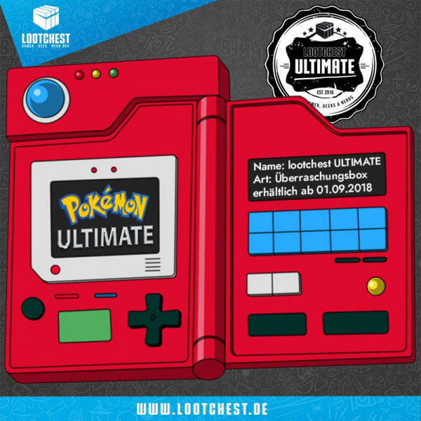 lootchest ultimate! - Pokémon