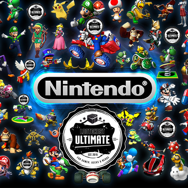 lootchest ultimate - Nintendo (AUSVERKAUFT)