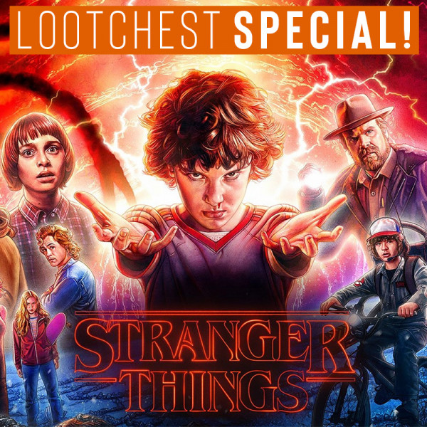 lootchest special! - Stranger Things