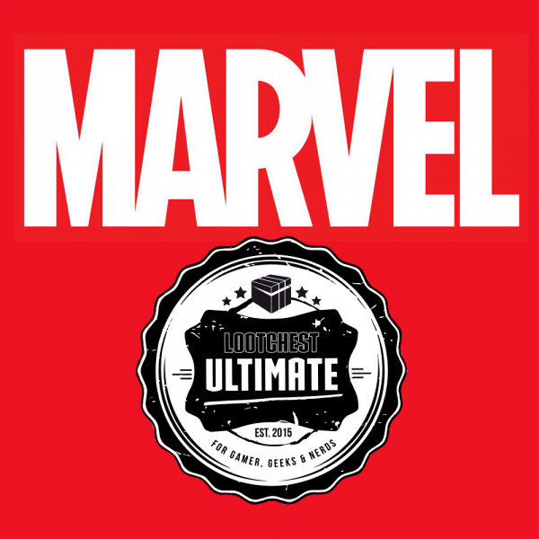 AUSVERKAUFT lootchest ultimate - Marvel